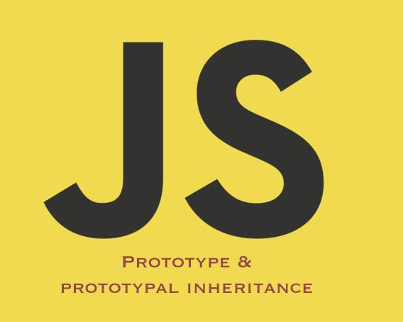 javascript prototype and prototypal inheritance